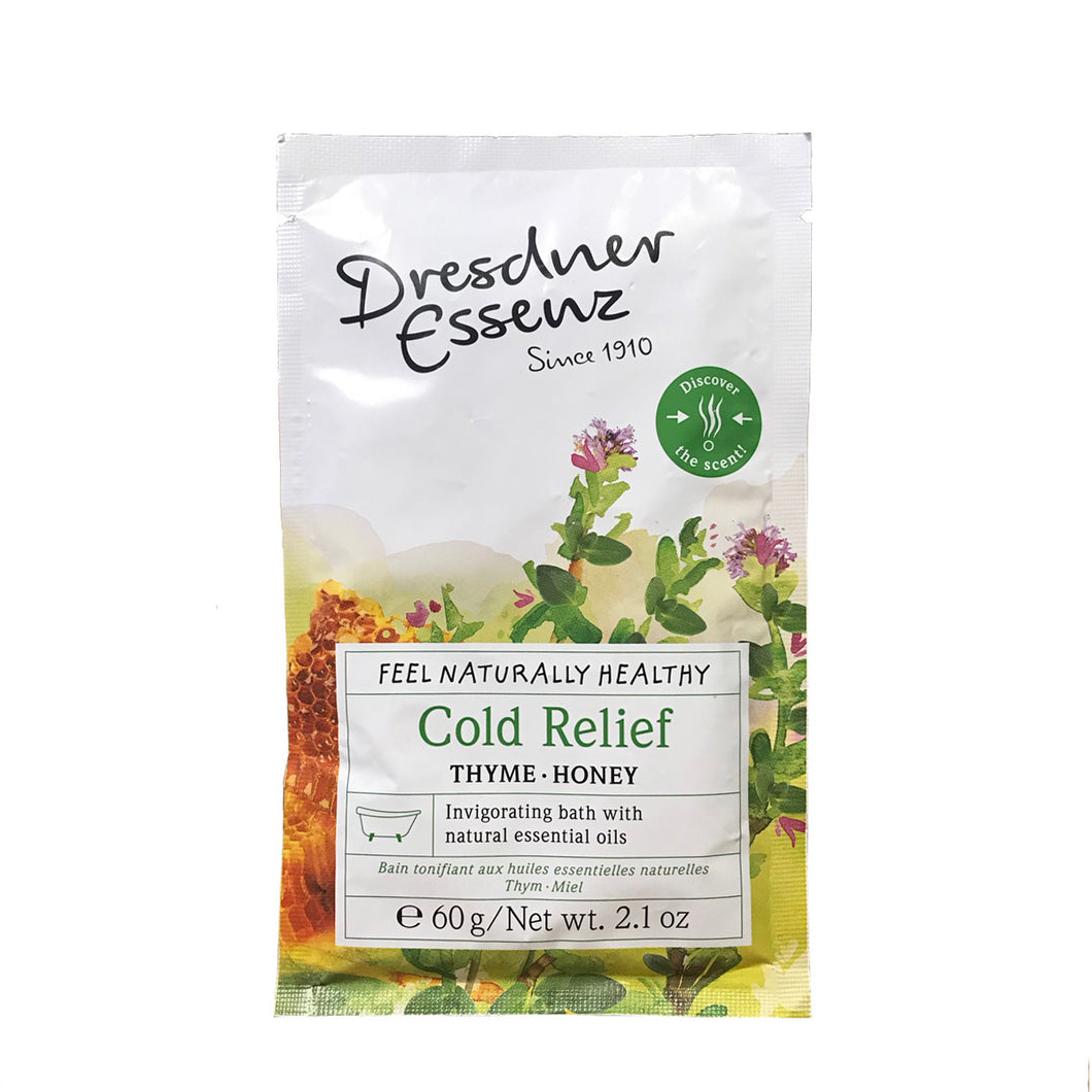 Dresdner Essenz bath salts cold relief
