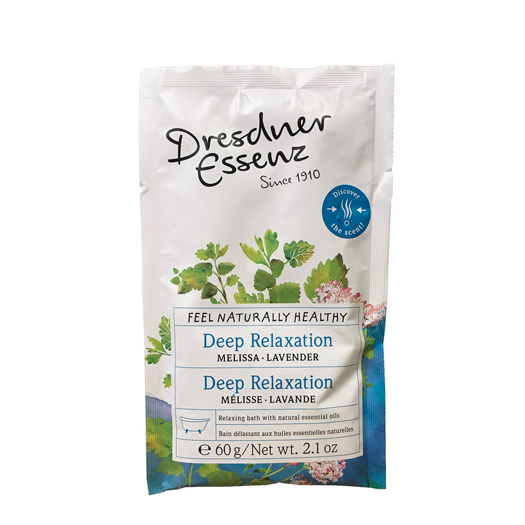 Dresdner Essenz bath salts deep relaxation
