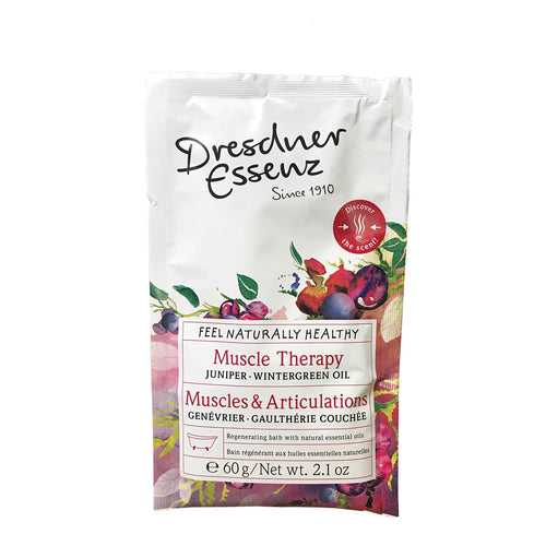 Dresdner Essenz bath salts Muscle Therapy