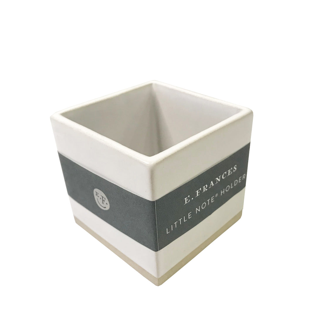 Ceramic Note Holder