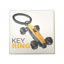 Load image into Gallery viewer, Metal Vehicle Keychain