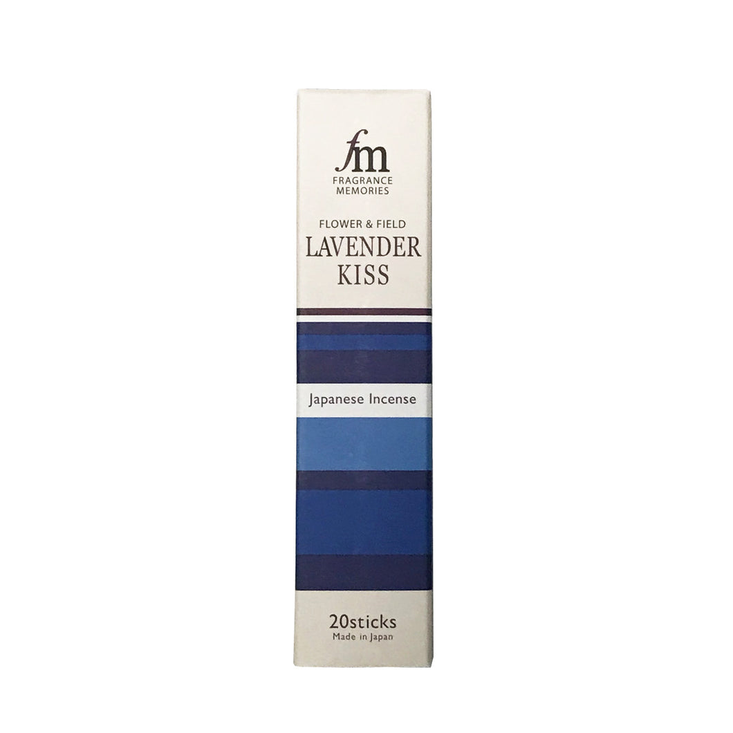 fm Incense Sticks: Lavender Kiss