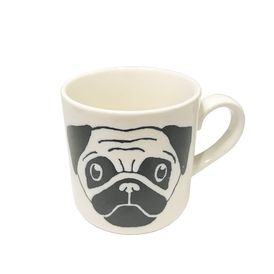 Dog Mug with Handle