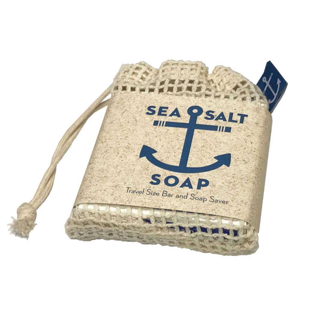 Sea Salt Soap and Saver