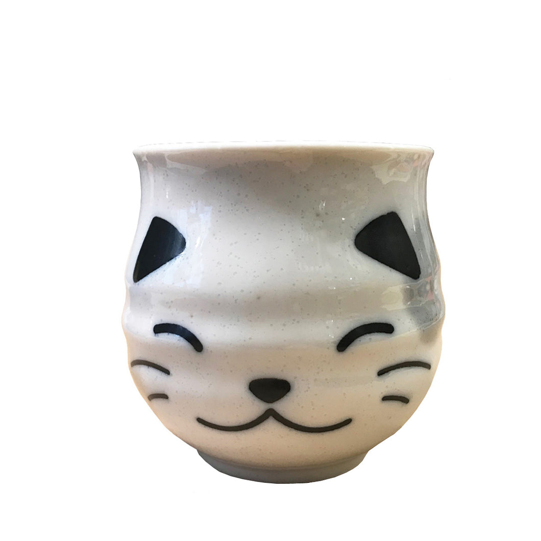 Cat Teacup - Large