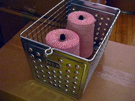 Swim Locker Basket - Small