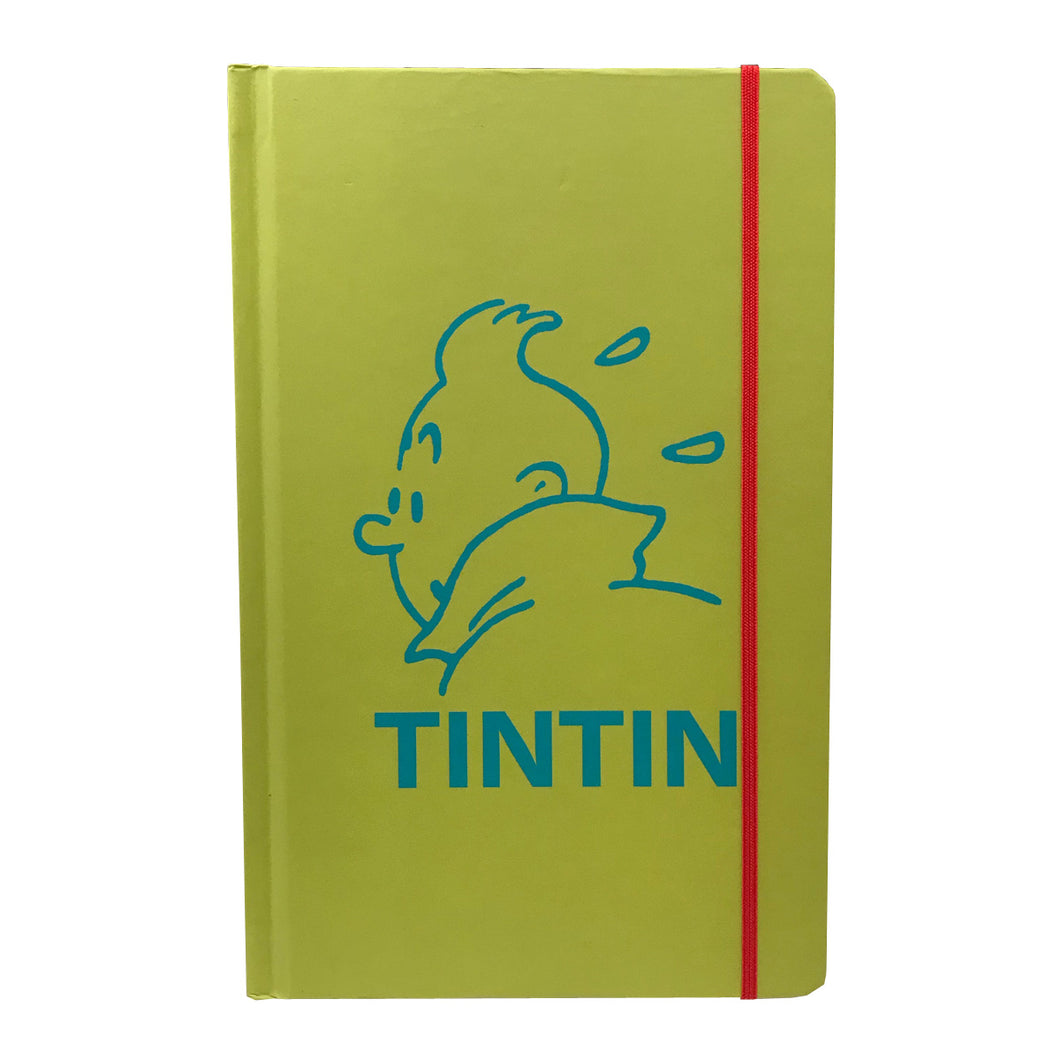 Tintin Hardcover Notebook