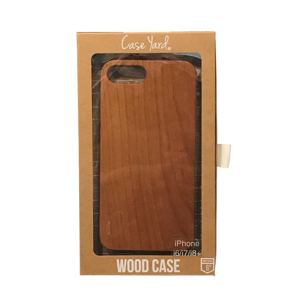 iPhone 6 7 8 Wood Case