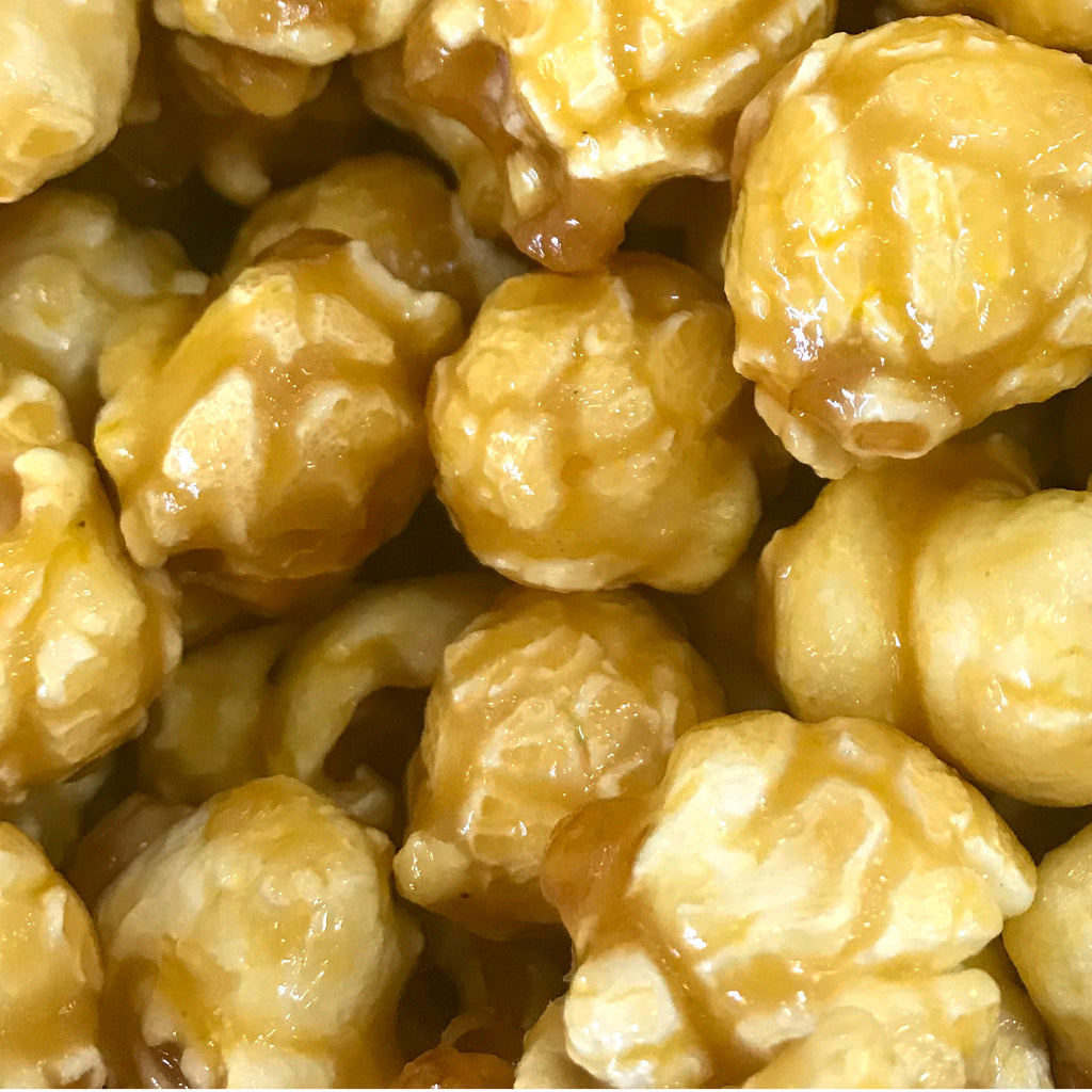 Made-from-scratch Extra Buttery Caramel Popcorn
