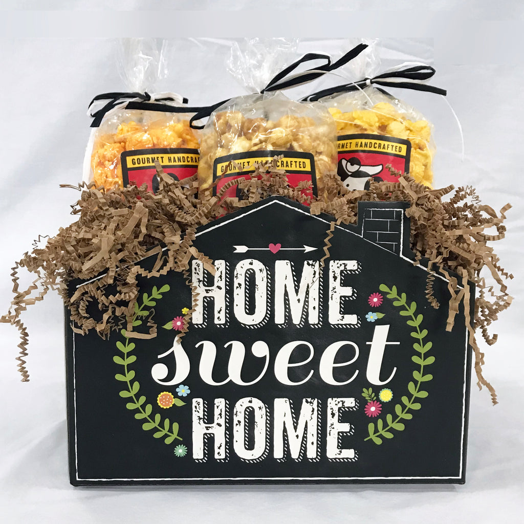 New Home Popcorn Gifts / Housewarming Gifts