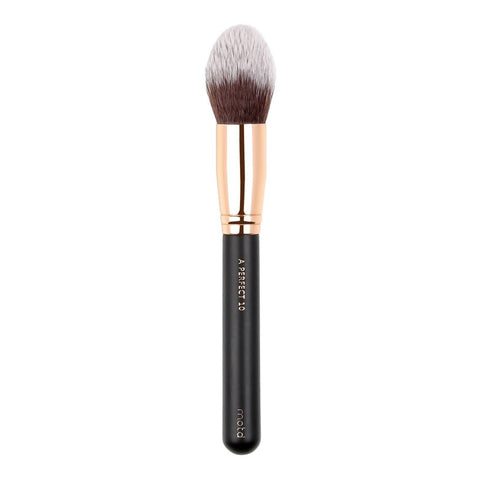 A Perfect 10 Tapered Face Brush by MOTD Cosmetics