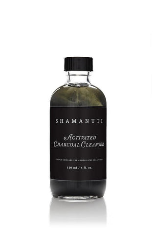 Activated Charcoal Cleanser by Shamanuti