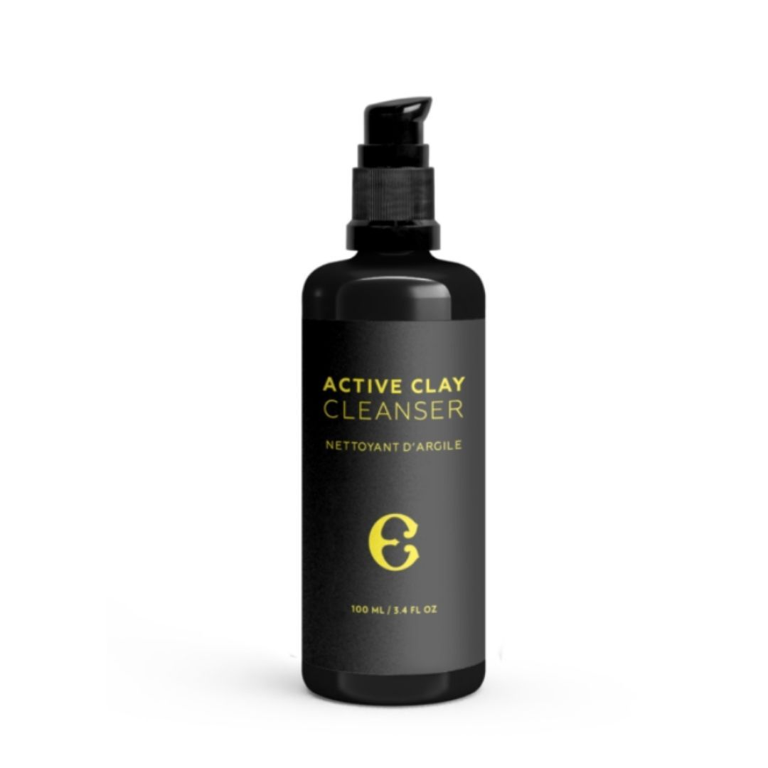 Active Clay Cleanser by Etymologie