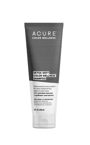 Acure Detox- Defy Color Wellness Shampoo by Acure