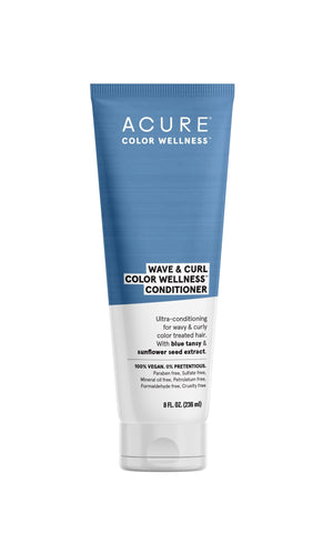 Acure Wave & Curl Color wellness Conditioner by Acure