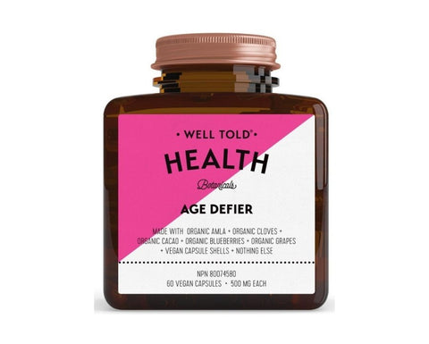 Age Defier by Well Told Health