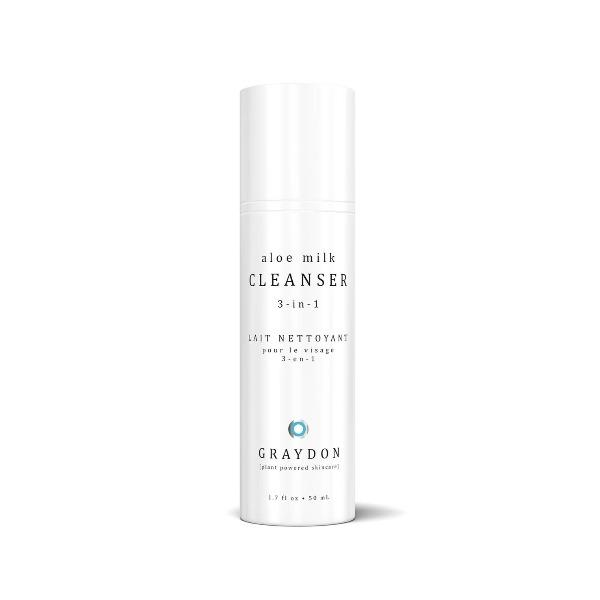 Aloe Milk Cleanser by Graydon Skincare