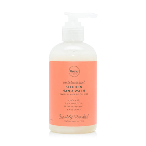 Antibacterial Hand Wash by Rocky Mountain Soap Company