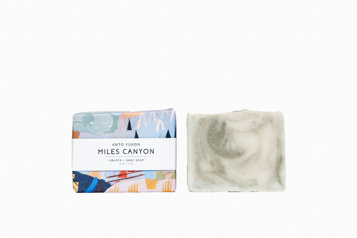 Bar Soap by Anto Yukon