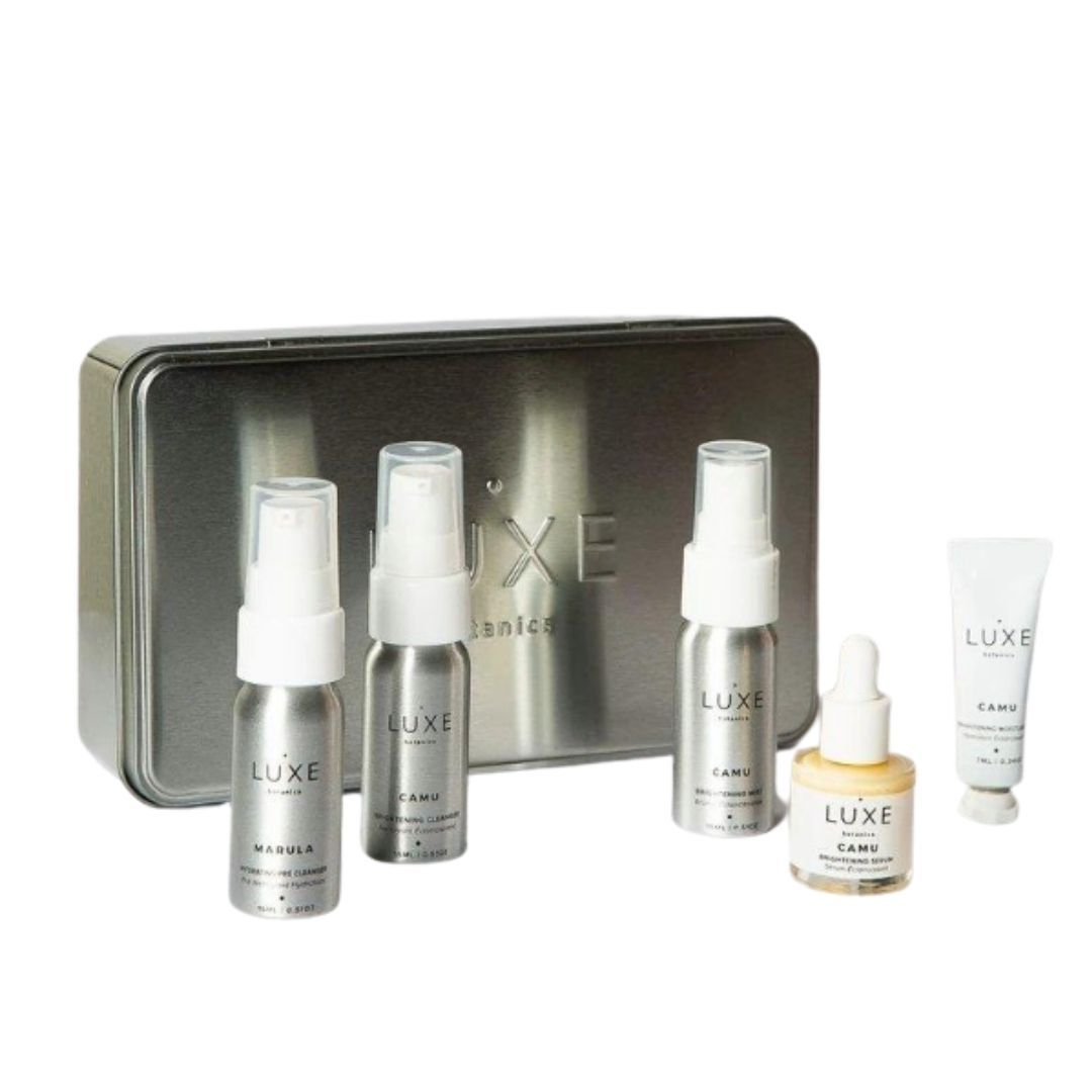 Aurora Radiance Discovery Kit by LUXE Botanics