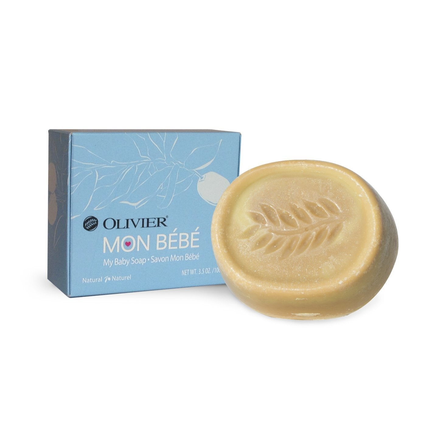 Baby Soap Bar by Olivier