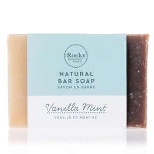 Bar Soap by Rocky Mountain Soap Company