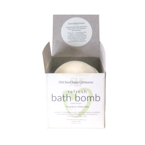 Bath Bomb by Old Soul Soap Company
