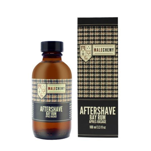 Bay Rum Aftershave by Malechemy