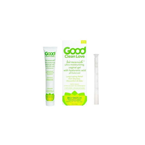 BioNourish Vaginal Gel with Hyaluronic Acid by Good Clean Love
