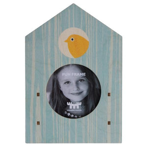 Birdhouse Fun Frame by Modern Moose