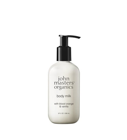 Blood Orange & Vanilla Body Milk by John Masters Organic