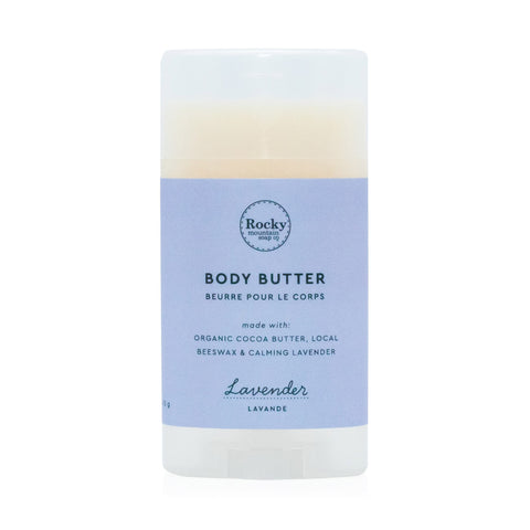 Body Butter by Rocky Mountain Soap Company