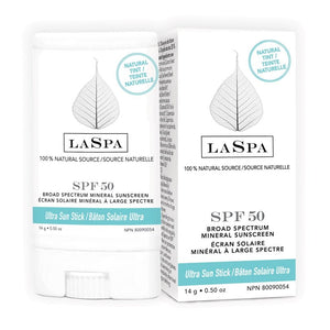 Broad Spectrum SPF50 Mineral Sun Stick by LaSpa