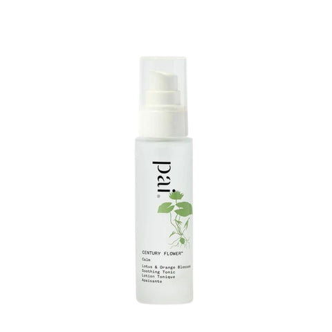 CENTURY FLOWER Lotus & Orange Blossom Soothing Tonic by Pai Skincare