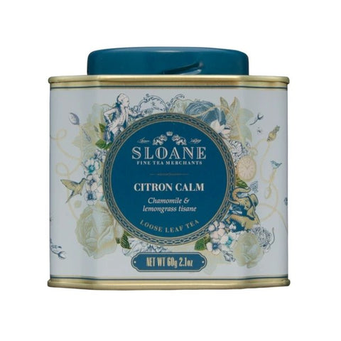 Citron Calm Tea by Sloane Fine Tea Merchants