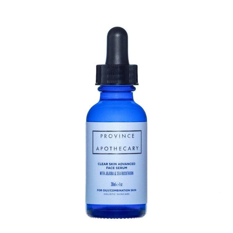 Clear Skin Advanced Serum by Province Apothecary