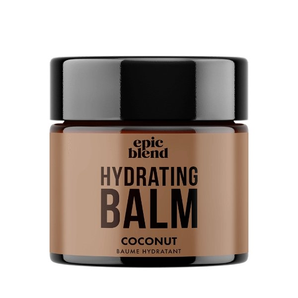 Coconut Dry Skin Hydrating Balm by Epic Blend