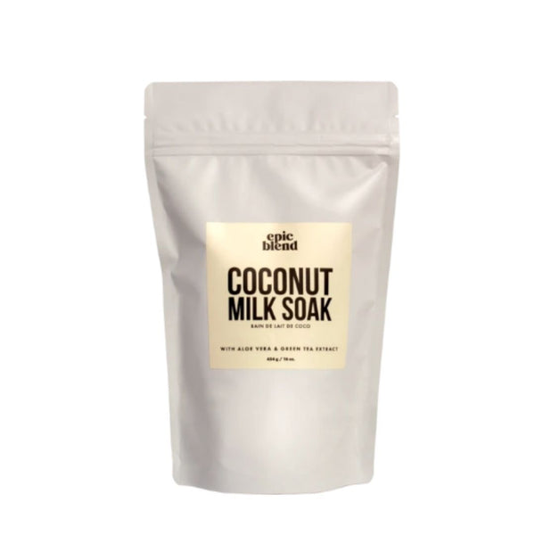 Coconut Milk Soak by Epic Blend
