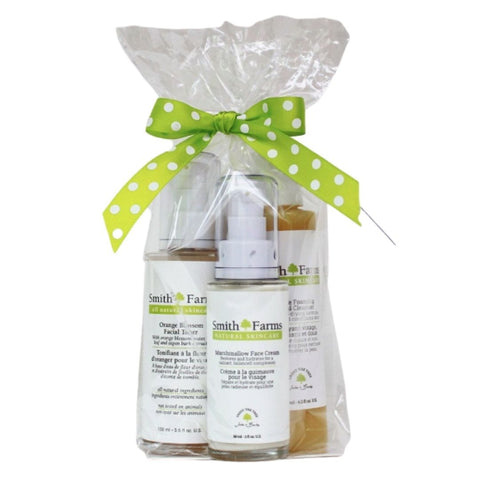 Complete Facial Care Gift Set by Smith Farms