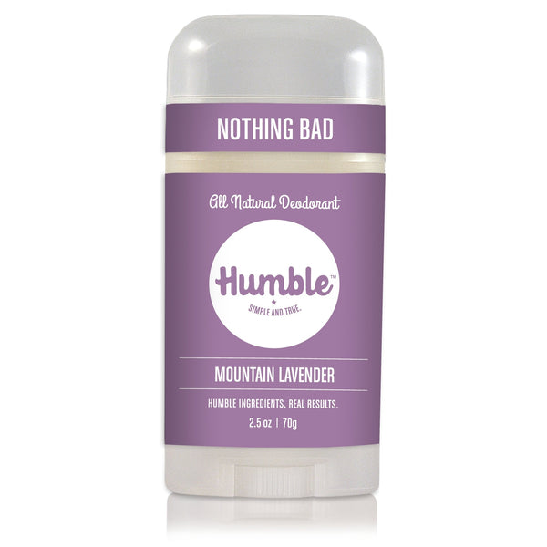 Deodorant by Humble