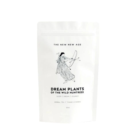 Dream Plants of the Wild Huntress // Sleep Tonic by The New New Age