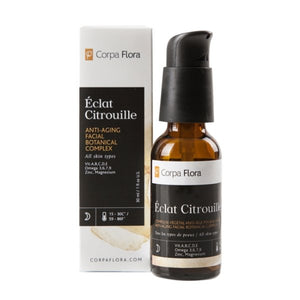 Eclat Citrouille Anti-Aging Facial Botanical Complex by Corpa Flora
