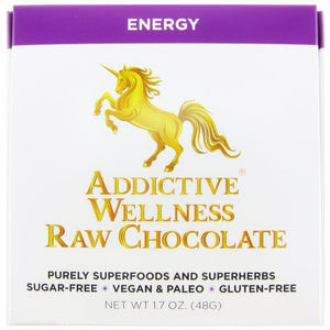 Energy Chocolate by Addictive Wellness