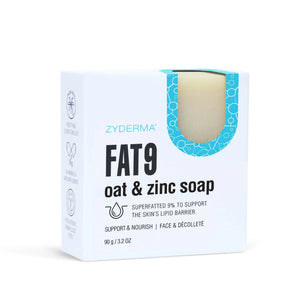 FAT9 Oat & Zinc Complexion Soap by zyderma