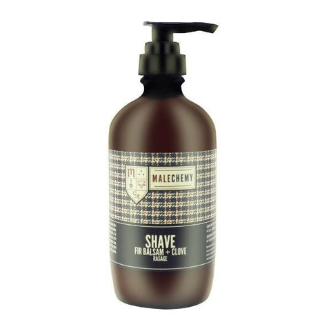 Fir Balsam & Clove Shaving Cream by Malechemy