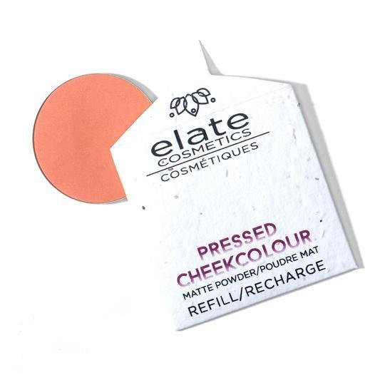 Flushed Pressed Cheek Colour by Elate Cosmetics