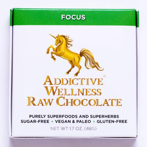 Focus Chocolate by Addictive Wellness