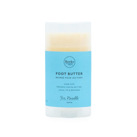 Foot Butter by Rocky Mountain Soap Company