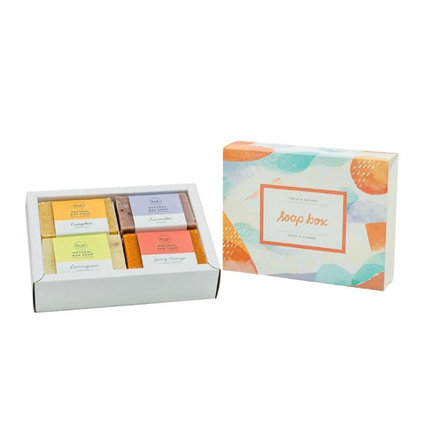 Four Soap Gift Set by Rocky Mountain Soap Company
