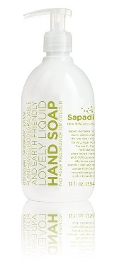 Hand Soap by Sapadilla